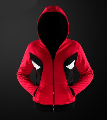 เสื้อฮู้ดกันหนาว Deadpool