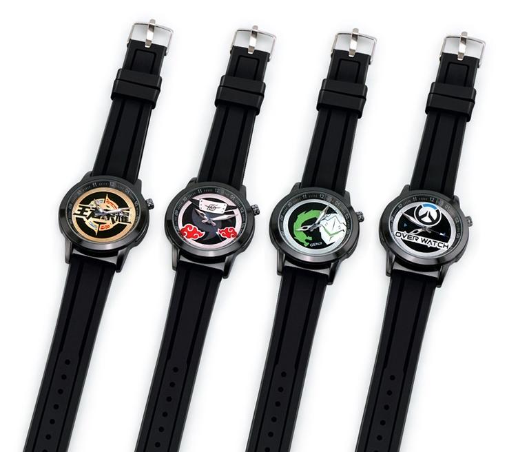 นาฬิกาลาย Anime & Game (มีให้เลือก 10 แบบ)