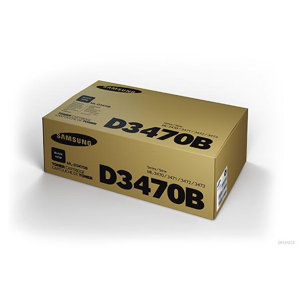 Samsung ML-D3470B ตลับหมึกโทนเนอร์ สีดำ ของแท้ Black Original Toner Cartridge (SU673A)