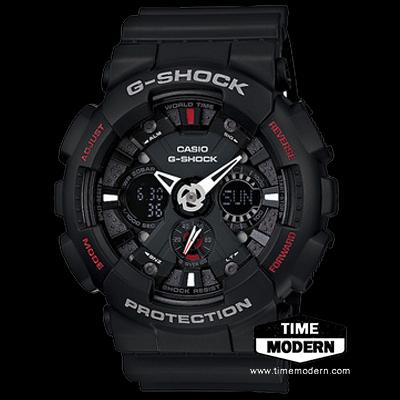 นาฬิกา Casio G-Shock Standard รุ่น GA-120-1ADR