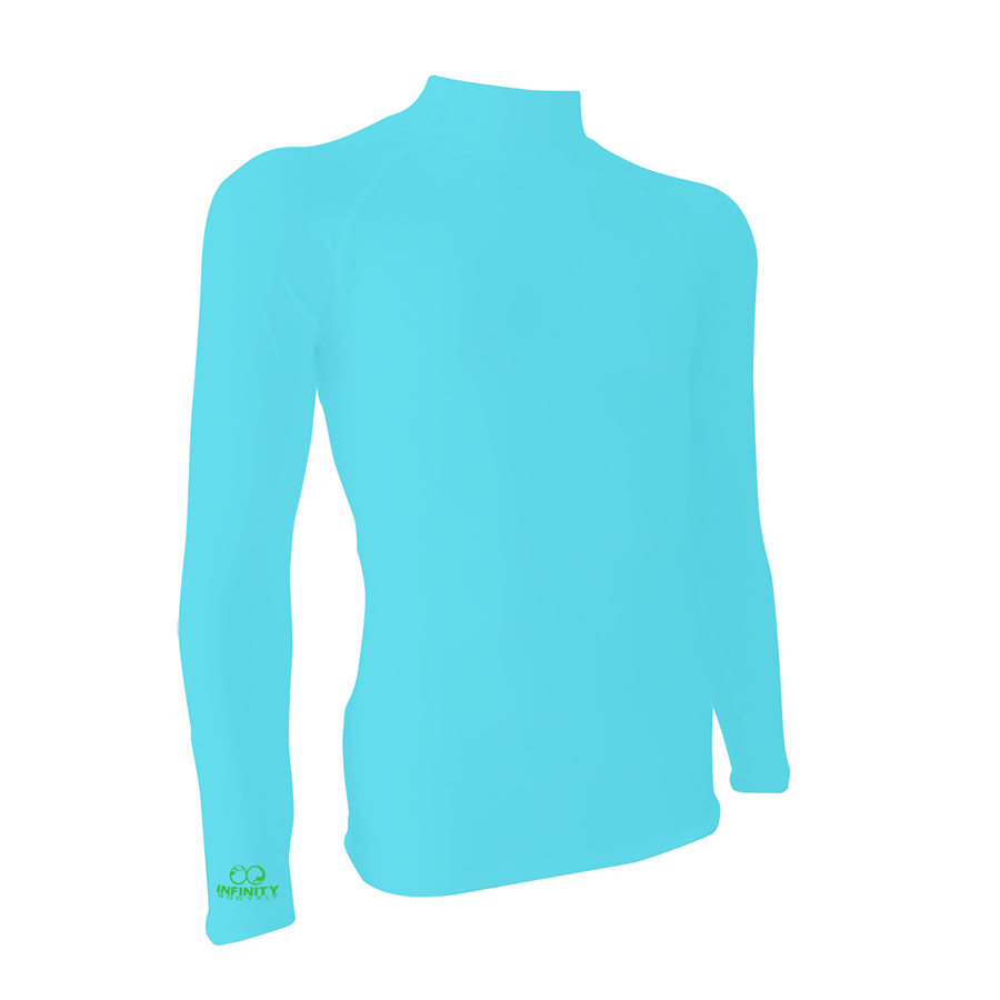 base layer สีelectric blue