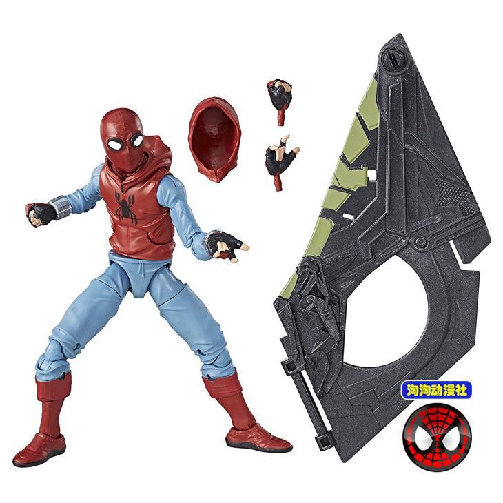 Marvel Legends - Spider-man Homecoming : Spider - Man (ของแท้)