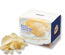 (xyz007)Royce Potato Chips White Chocolate มันฝรั่งแผ่นทอดกรอบเคลือบไวท์ช็อคโกแลตและชีส มันฝรั่งแผ่นทอดกรอบเคลือบช็อคโกแลต รสชาติเคี้ยวมันเคี้ยวเพลินอร่อยจนคนญี่ปุ่นต่างชื่นชอบค่ะ