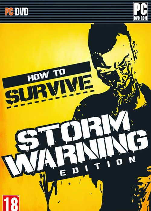 How to Survive Storm Warning Edition ( 1 DVD )
