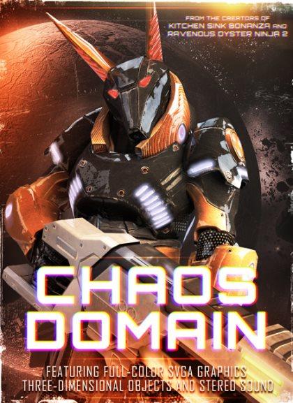 Chaos Domain ( 1 DVD )