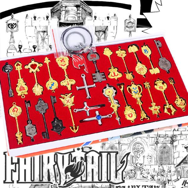 กล่องอุปกรณ์กุญแจ/สร้อย แฟรี่เทล ศึกจอมเวทอภินิหาร (Fairy Tail)