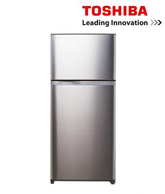 TOSHIBA Refrigerator Model GR-W67KDA-BS W-Series 19.9 Q,2 โทรเล้ย 0972108092