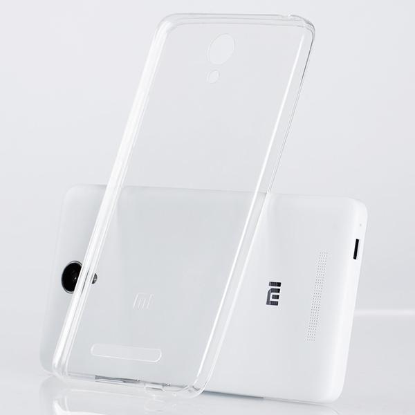 Clear Case TPU เคสใส Xiaomi Redmi Note 2
