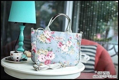 กระเป๋า + สายสะพาย เนื้อด้าน