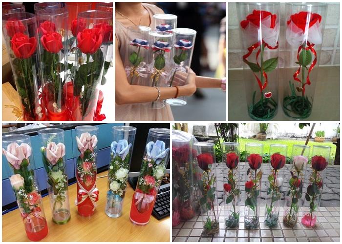 โรงงาน วัฒน์ พลาสติก ขาย กล่อง ใส่ ดอกไม้
