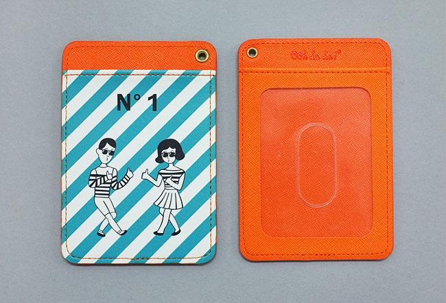 TABOM STRIP CARD POCKET