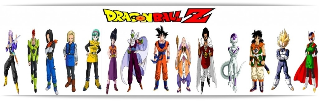 Set # 7 Dragon Ball Z