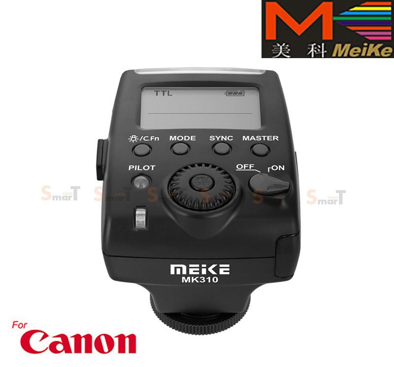 Speedlight Meike MK-310C for Canon Auto E-TTL II Hi-Speed Sync 1/8000
