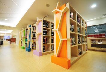 เว็บไซต์ห้องสมุด