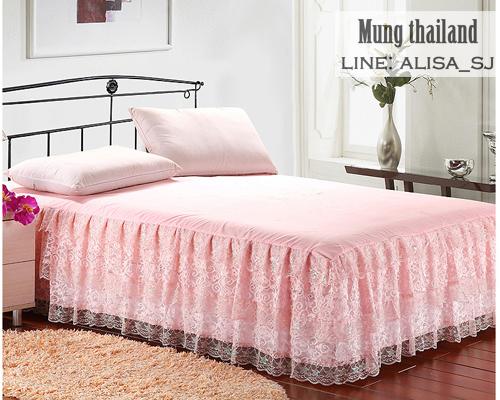 ผ้าคลุมเตียง แบบที่ 2
