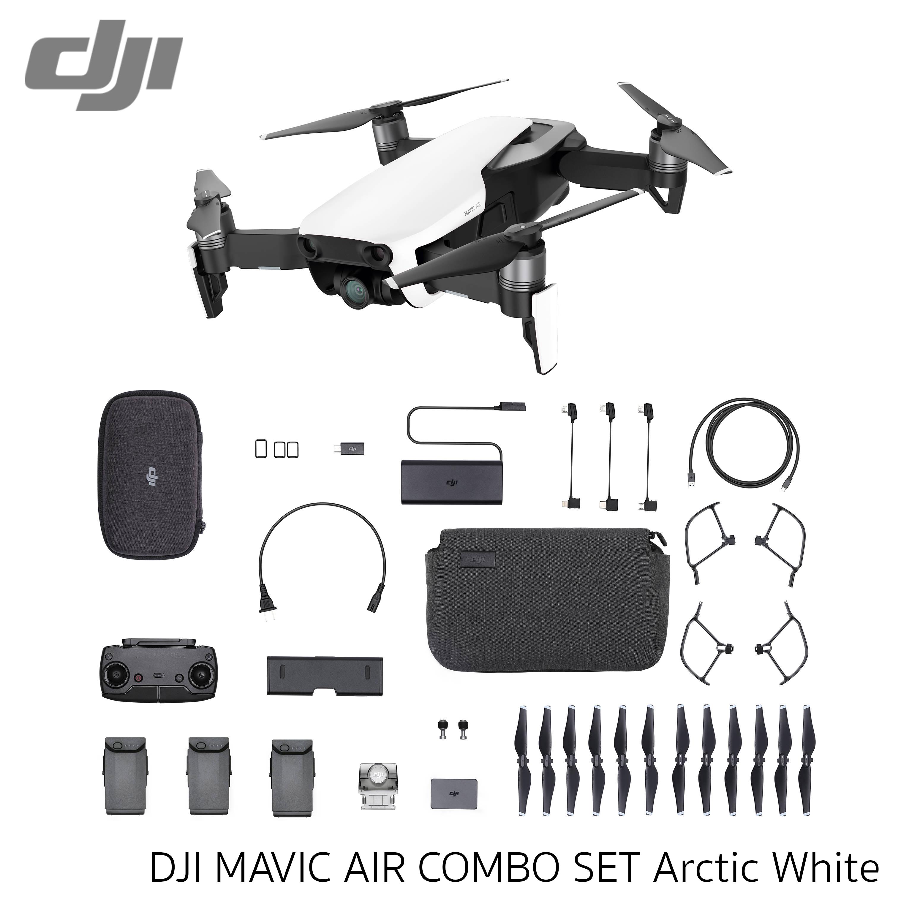 DJI MAVIC AIR COMBO SET (Arctic White )