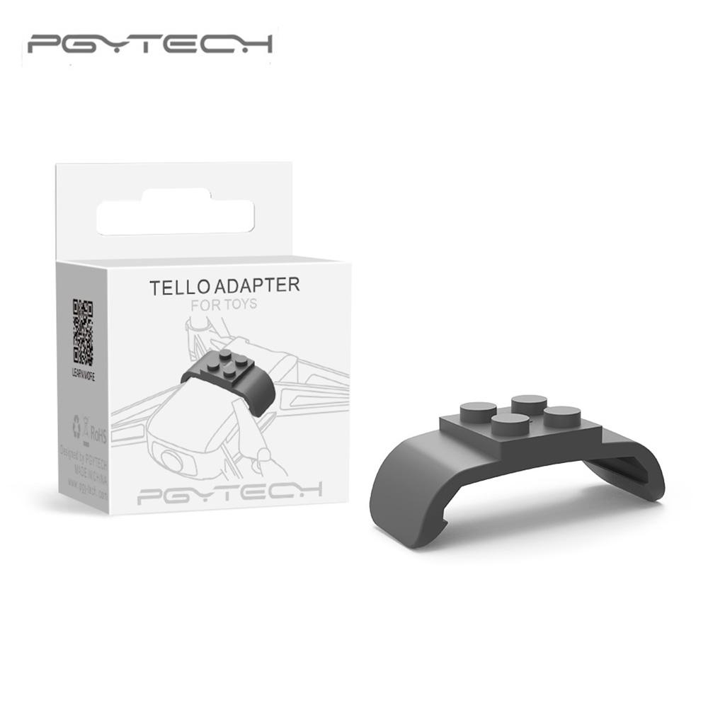 PGYTECH TELLO Adapter for LEGO Toys RYZE RC Quadcopter for Tello