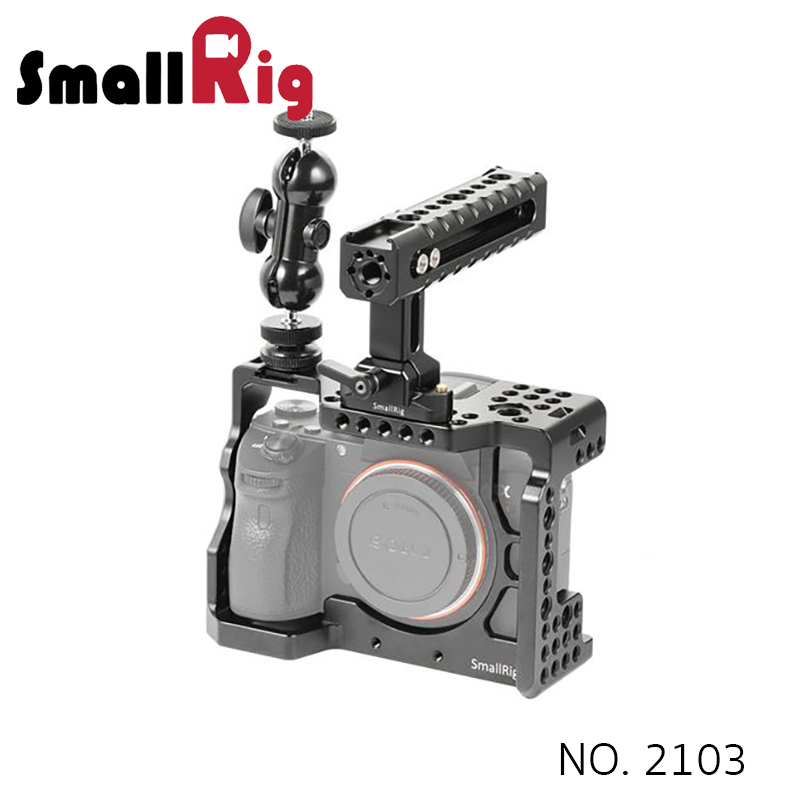 SMALLRIG® Camera Cage Kit for Sony A7RIII/A7III 2103