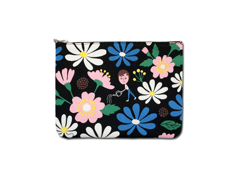 AURORE GARDENING COATED POUCH L