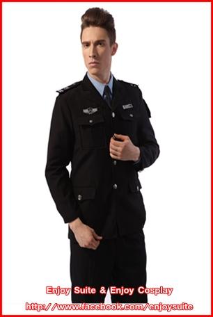 ชุดตำรวจอังกฤษ