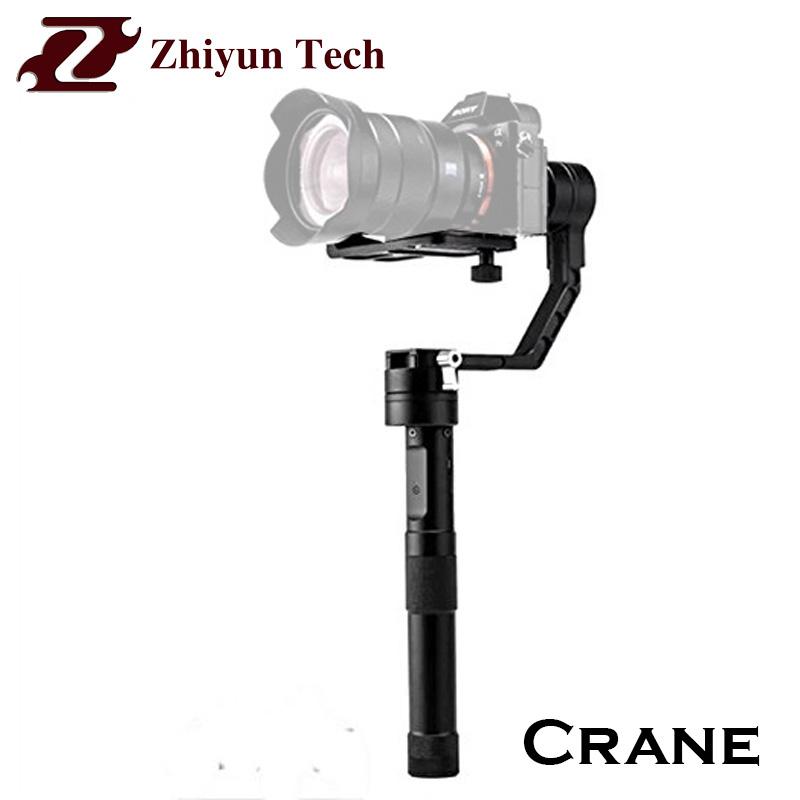 Zhiyun Crane 3-axis Stabilizer Handheld Gimbal for DSLR