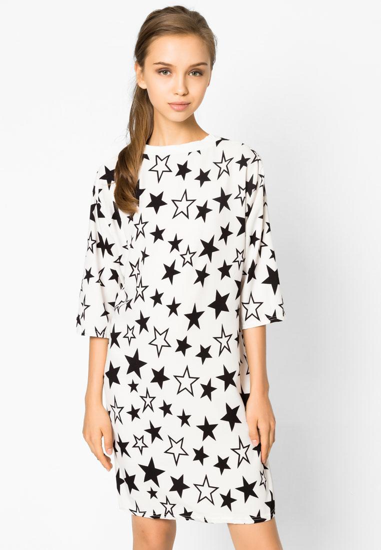 เดรส Starry Prints