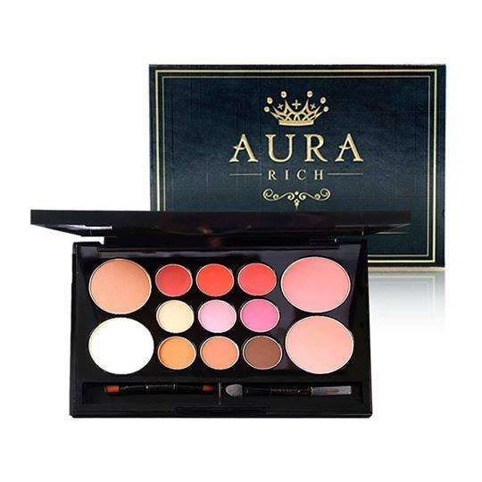 Perfect Face Makeup by Aura Rich พาเลทแต่งหน้า